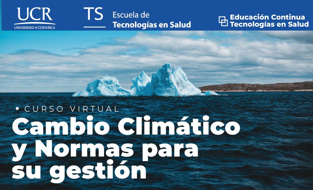 Curso Virtual: Cambio Climático y Normas para su gestión