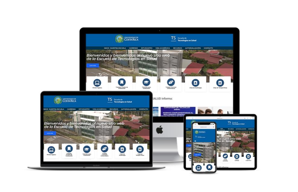 Nuevo sitio web de Tecnologías en Salud: Un espacio informativo